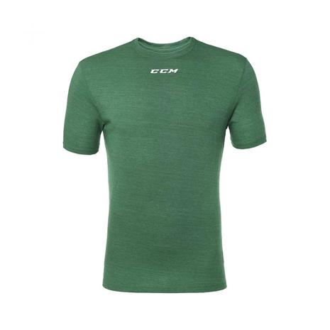 CCM Small Logo Tee Sr miesten t-paita