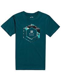 Billabong Access T-Shirt deep teal Jätkät