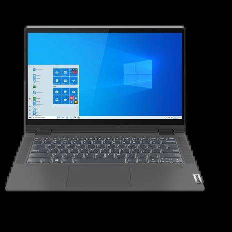 """Lenovo Flex 5 82HU000PMX (Ryzen 5 5500U, 16 GB, 512 GB SSD, 14"""", Win 10), kannettava tietokone"""