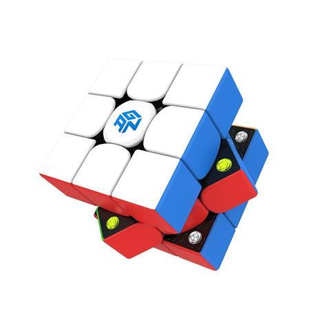 Nopea toimitus gan-kuutiot gan 356 m -tarraton 3x3-nopeuksinen kuutio magneettinen ammattilaiskuutio kuutio gan356m 3x3 gan 356 m cubo magico