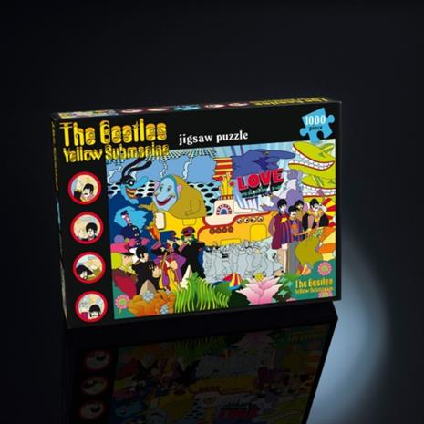 Yellow Submarine (1000 Piece Puzzle)