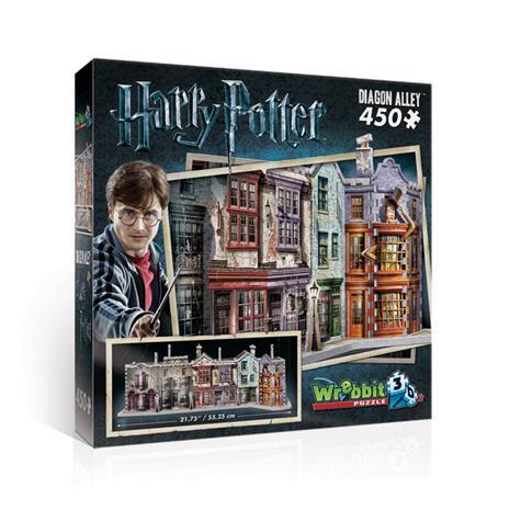 3D Pussel, Diagongränden, Harry Potter