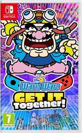 WarioWare: Get It Together!, Nintendo Switch -peli