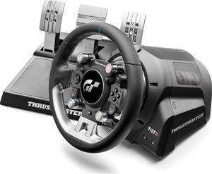 Thrustmaster T-GT II, PS4 -rattiohjain +polkimet