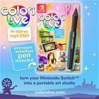 Colors Live, Nintendo Switch -peli