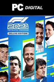 F1 2021 Deluxe Edition, PC -peli