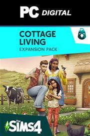 The Sims 4 - Maalaiselämää (Cottage Living), PC-peli
