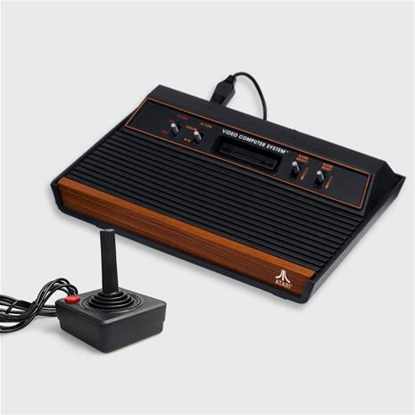 Atari 2600 Game Rocker Joystick, peliohjain