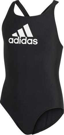 adidas Yg Badge Of Sport Swimsuit Girls, musta, Lasten uima-asut
