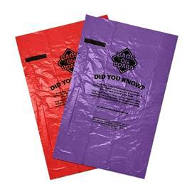 Bags On Board Triple Berry Poo Bag (Pack of 140)