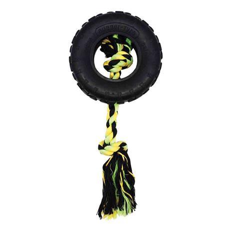 Happy Pet Grrrelli Tyre Dog Chew Toy