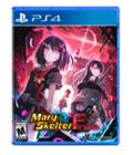 Mary Skelter Finale, PS4 -peli