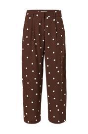 Vila Housut viFlores Pretty Cropped Pants