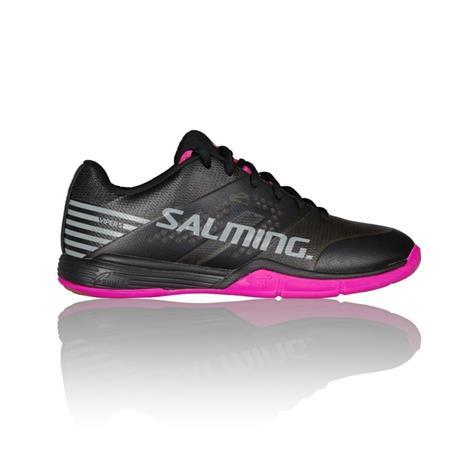 Salming Viper 5 Women Pink/Black 40, Squashkengät