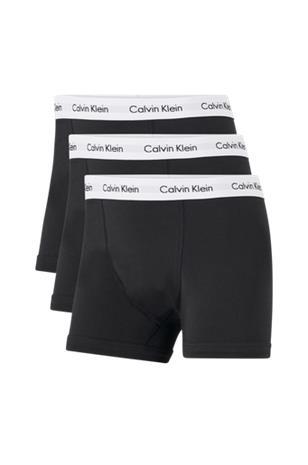 Calvin Klein Alushousut Cotton Stretch Trunk, 3/pakk.