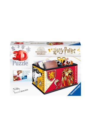 3D-palapelilaatikko - Harry Potter