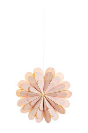 MARIGOLD valotähti riippuva, 45 cm, Juhlatuotteet