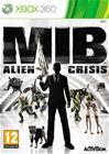 Men In Black III: Alien Crisis (MIB 3), Xbox 360 -peli