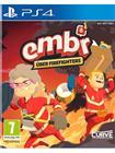 Embr: Über Firefighters, PS4 -peli