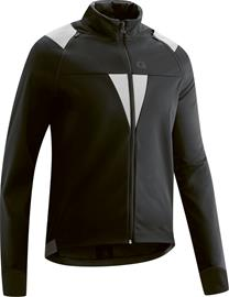 Gonso Asson Zipp-Off Softshell Jacket Men, musta