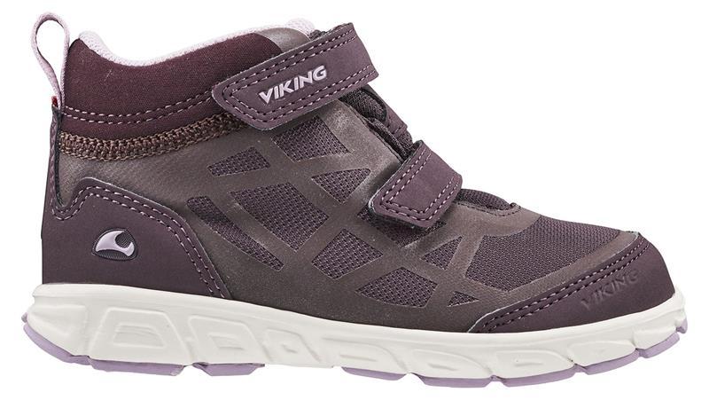 Viking Veme Mid GTX R Lenkkarit, Grape/Pink, 30