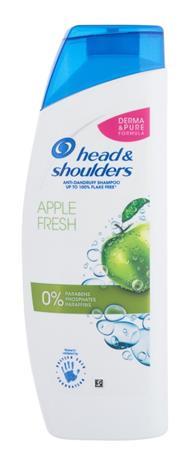 Head&Shoulders Apple Fresh 500ml shampoo .