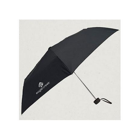 Eagle Creek Rainaway matkasateenvarjo, musta