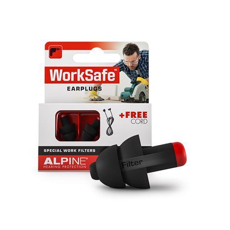 Alpine WorkSafe korvatulpat