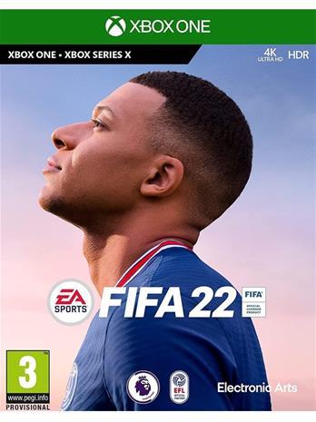 FIFA 22, Xbox One -peli