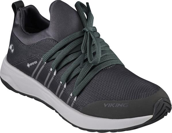 Viking Footwear Engenes GTX Kengät Lapset, harmaa