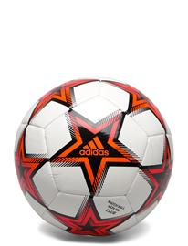 adidas Performance Ucl Club Pyrostorm Ball Accessories Sports Equipment Football Equipment Punainen Adidas Performance WHITE/BLACK/SOLRED
