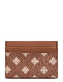 By Malene Birger Elia Card Bags Card Holders & Wallets Card Holder Ruskea By Malene Birger CAFE LATTE