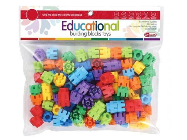 Askato Klocki - puzzle 100 pcs. [BLOCKS]