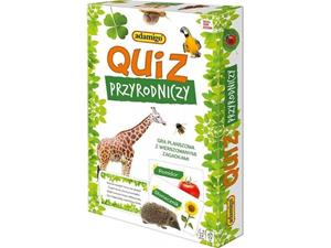 Nature quiz with puzzles N 07554