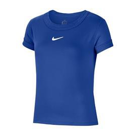 Nike Court Dry Fit Top Girls Blue L, Paidat ja takit