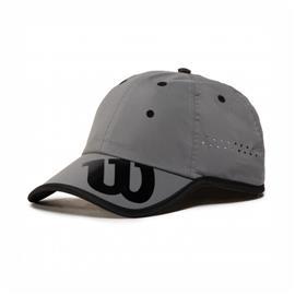 Wilson Brand Cap Grey/Black, Hatut