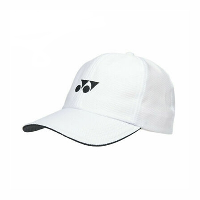 Yonex Sport Cap White, Hatut