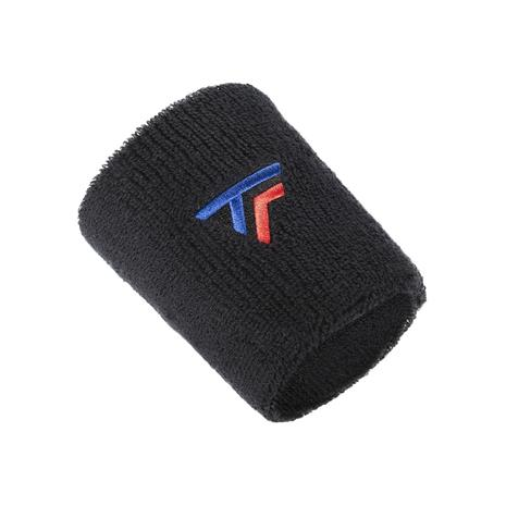Tecnifibre Wristband x2 Black, Hikinauhat