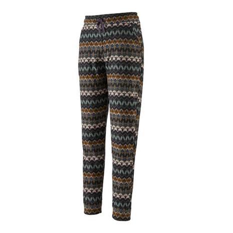 Naisten Patagonia Snap-T Pants -vapaa-ajan housut, Companions: Regen Green / S