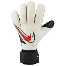 Nike Maalivahdin Hanskat Vapor Grip 3 Rawdacious - Valkoinen/Musta/Punainen