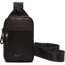 Nike Olkalaukku NSW Essentials - Musta/Harmaa