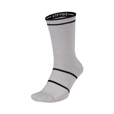Nike Court Essentials Crew Grey 38-42, Sukat