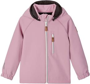 Reima Vantti Softshell Takki, Rosy Pink, 116