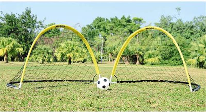 Netplayz Jalkapallomaali Kokoontaitettava