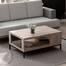 Sohvapöytä Zeus 90x60x39 cm