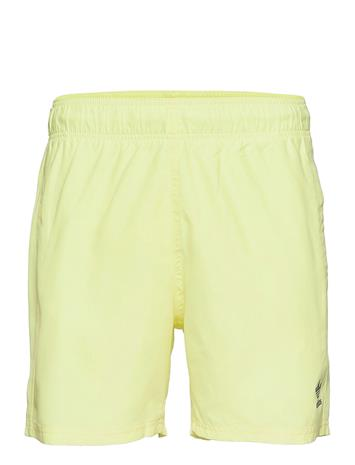 adidas Originals Adicolor Essentials Trefoil Swim Shorts Uimashortsit Keltainen Adidas Originals PULYEL