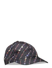 Becksöndergaard Liluye Raincap Accessories Headwear Caps Musta Becksöndergaard BLACK