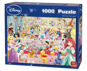 King Disney Happy Birthday 1000p palapeli