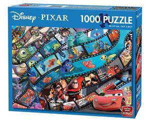 King Disney Pixar Movie Magic 1000p palapeli