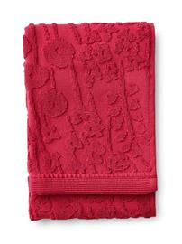 Finlayson Armas -kylpypyyhe, punainen, 70 x 150 cm